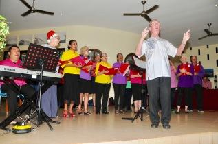 The Bali Choir